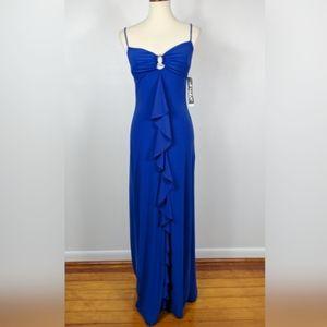 🌻Jump Apparel Floor Length Dress Maxi Prom Formal